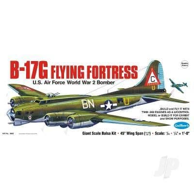Guillow B-17G Flying Fortress GUI2002