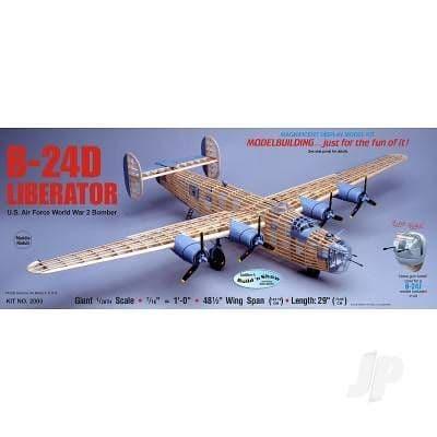 Guillow B-24D Liberator GUI2003