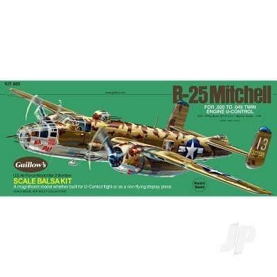 Guillow B25 Mitchell GUI805
