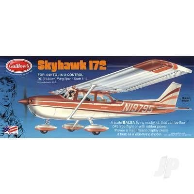 Guillow Cessna Skyhawk GUI802