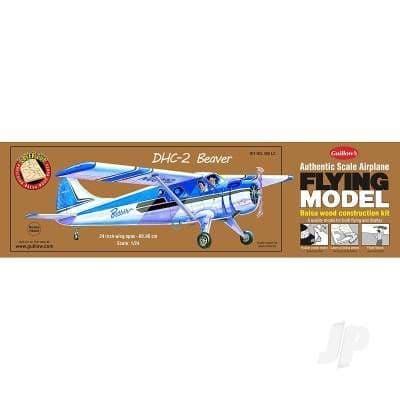 Guillow DHC-2 Beaver (Laser Cut) GUI305LC