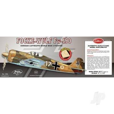 Guillow Focke-Wulf (Laser Cut) GUI406LC