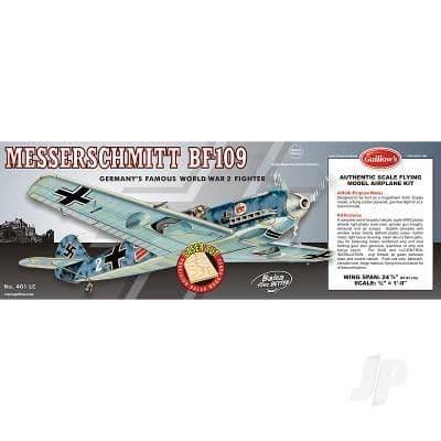 Guillow Messerschmitt (Laser Cut) GUI401LC