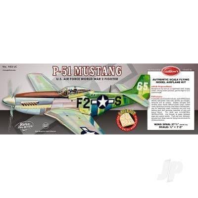 Guillow Mustang (Laser Cut) GUI402LC