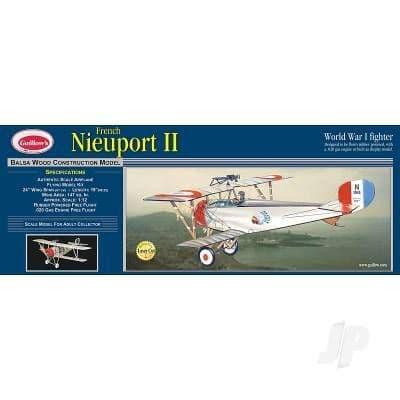Guillow Nieuport II (Laser Cut) GUI203LC