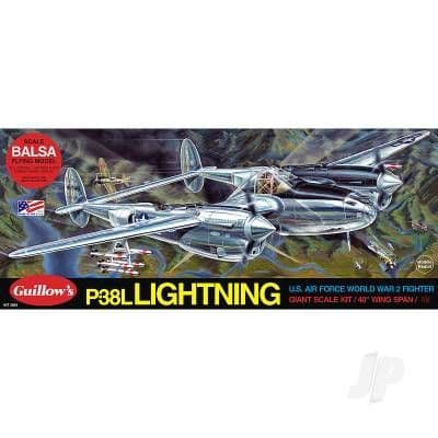 Guillow P-38 Lightning GUI2001