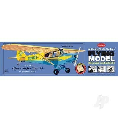 Guillow Piper Cub 95 (Laser Cut) GUI303LC