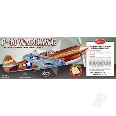 Guillow Warhawk (Laser Cut) GUI405LC