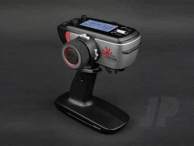 Hitec Lynx 4S AFHSS 4096 HHR 2.4GHz Radio W/Axion 2 Rx 2210080