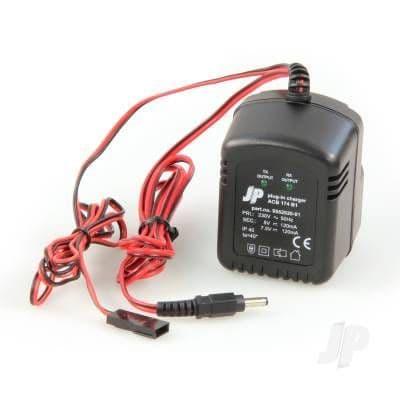 JP 120Tx(Hitec 6 cell) 120Rx Charger (3 Pin UK) 5510460