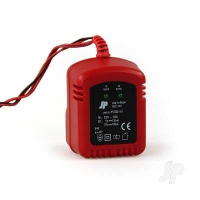 JP 130Tx 120Rx 8 Cell Charger (3 Pin UK) 5510462