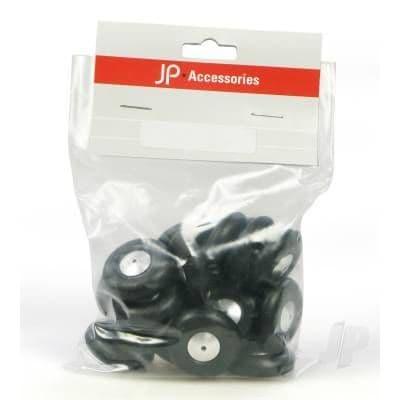 JP Ali Hub Wheels 3/4in - (19mm) (20pcs) 5507130