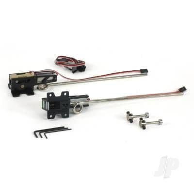JP Electric Retracts 60-120 Main Set And Legs(2) 4406350