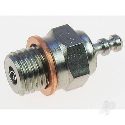 JP No3 Power Plug (Hot) (Glow Plug) 4444650