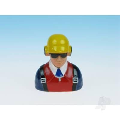 JP Pilot Red/Blue/Yellow Cap (Painted) P27 5508435