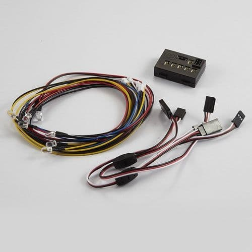 Killerbody Led Light System W/Control Box (8 Leds) KB48100
