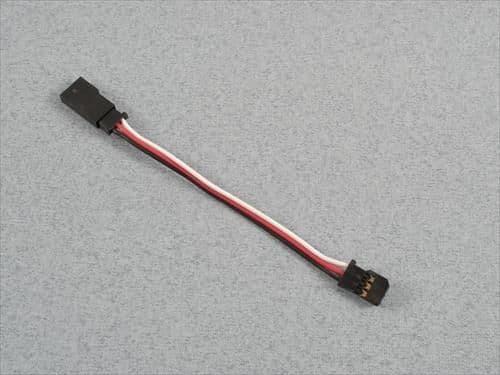 Logic Futaba Extension Lead (HD) 100mm P-LGL-FTX0100