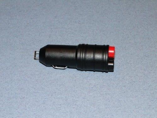 LogicRC Adapter Plug - 12V Car ~ 4mm Banana Plug O-FS-CAR4