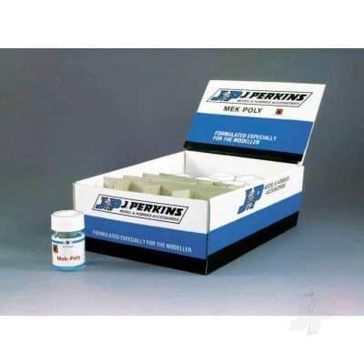 MEK-POLY Liquid Plastic Glue Adhesive (30ml) 5527931-1