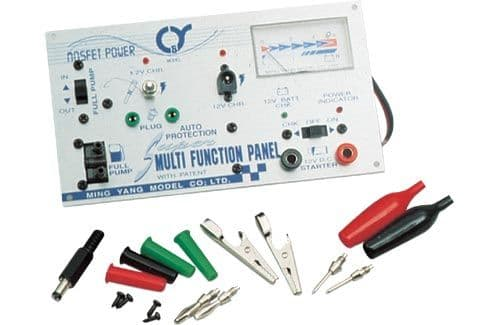 Ming Yang Power Panel w/Pump & Charger L-MG2122