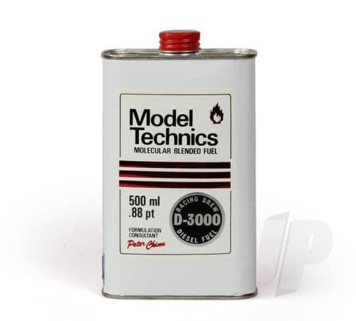 Model Technics D-3000 Diesel Racing 1 litre 5515317 5515317 -The ModelShop