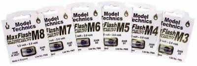 Model Technics Max Flash M8 (Ex-Hot) Glow Plug 5508941