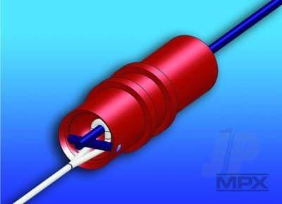 Multiplex Aero-Tow Coupling 723470 25723470