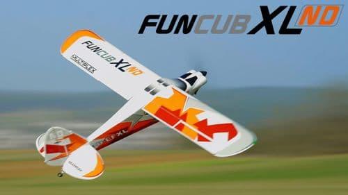 Multiplex FunCub XL ND RR (no Tx/Rx/Batt) RC Model Plane