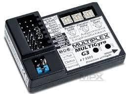 Multiplex MULTIGyro G3 3-Axis Gyro 75505 2575505