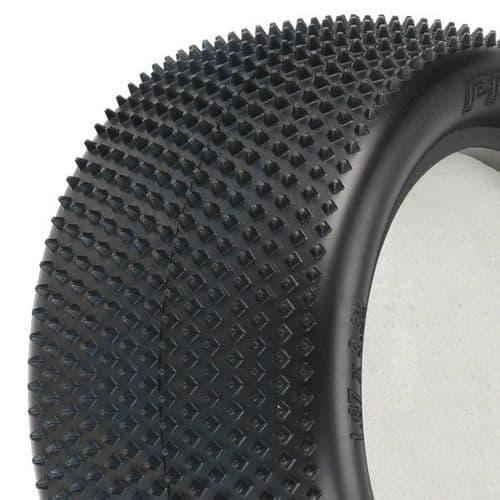 """Proline 'Prism' 2.2"""" Z4 (Soft Carpet) Buggy Rear Tyres PL8259-104"""