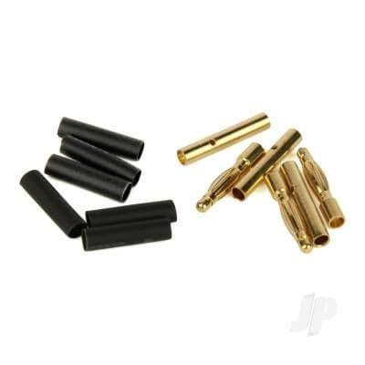 Radient Bullet Connector Set, 2mm (3pcs) RDNA0265 RDNA0265