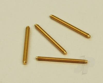 SLEC SL17 Threaded Brass Rod 1.0in M2 (4 x 10) 5509137
