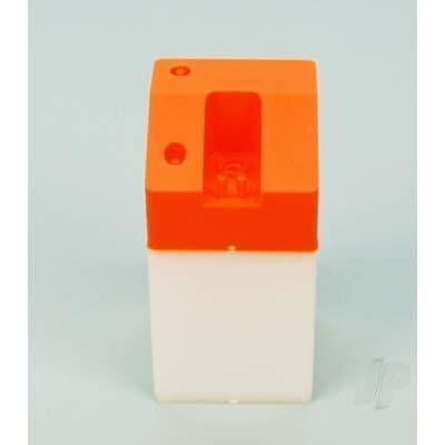 SLEC SL88D 11oz Square Fuel Tank (Orange) 5509756