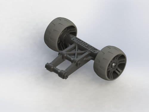 Arrma Wheelie Bar Set Outcast Z-AR320366