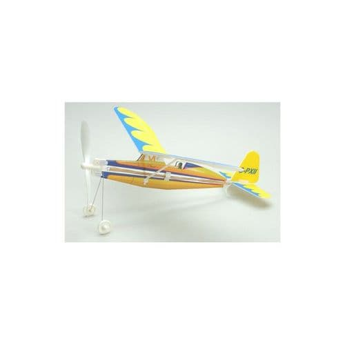Aviator Starlet Rubber Powered Model XA05101