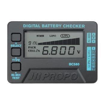 Battery & Lost Model Alarms, Voltage Regulator& Battery Test Meters
