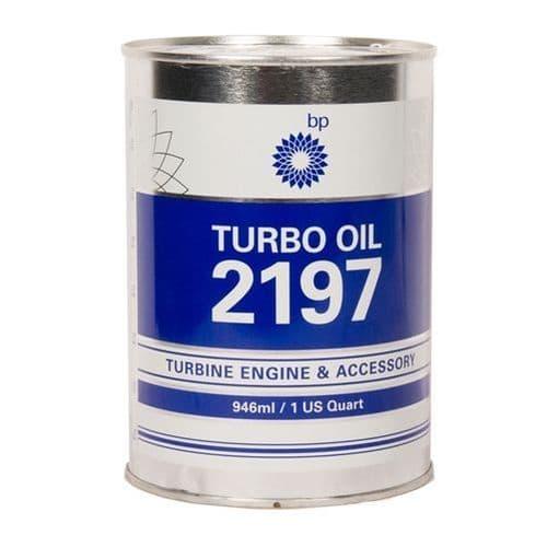 BP Turbo Oil