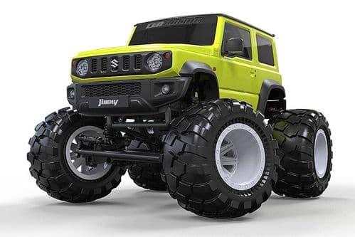 Cen Racing Q-Series Suzuki Jimny Yell 1/12 Solid  Axle RTR Truck CEN8936