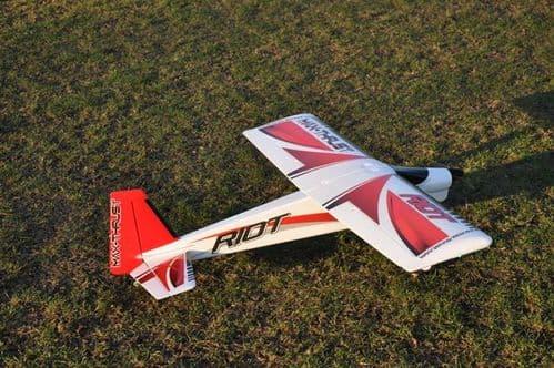 Century UK Max Thrust V2 PNP - Red