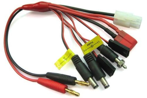 Charge Leads, Connectors, Adaptors, Wire