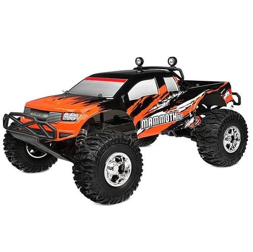 Corally Mammoth Xp 2Wd Truck 1/10 Brushless Rtr C-00255