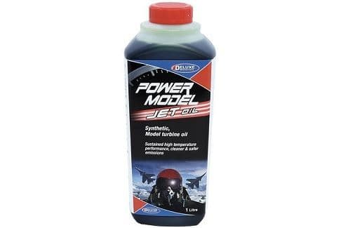 Deluxe Materials Power Model Jet Oil - 1 Litre Power Model Jet Oil - 1 Litre