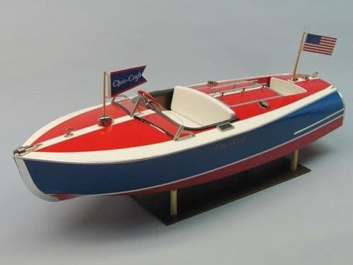 Dumas 16ft Chris-Craft Painted Racer (1263) 5501734