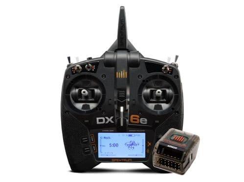 DX6e 6 CH System w/AR620 P-SPM6655EU