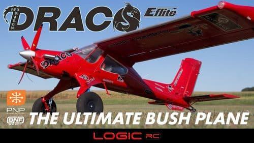 E-Flite 2m Draco Smart Bush Plane A-EFL12550