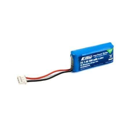 E-Flite 7.4Volt 200Mah 2S 30C Lipo Battery O-EFLB2002S30