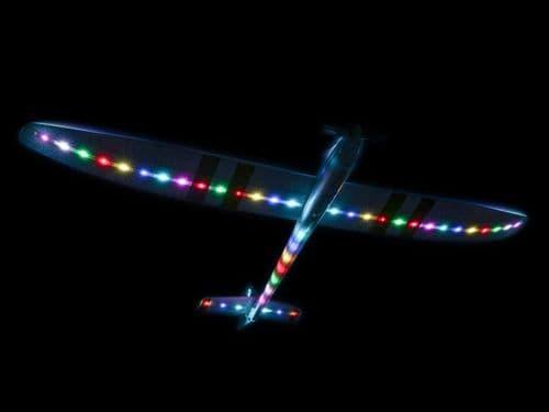 E-Flite Night Radian FT BNF Basic A-EFL3650