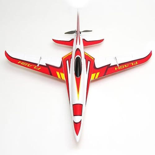 FMS 850mm Flash Prop Jet Artf W/O Tx/Rx/Batt FMS121P-REF