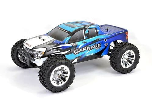 FTX Carnage 2.0  1/10  Brushed Truck 4WD RTR 2.4Ghz/Waterproof FTX5537B