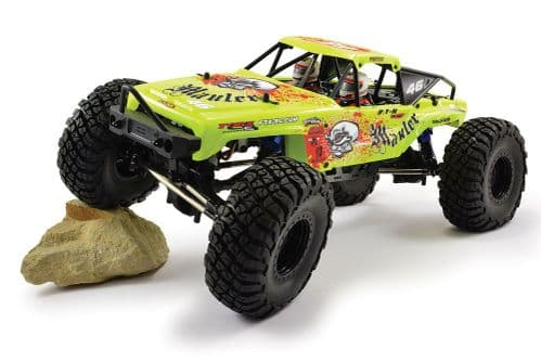 FTX Mauler 4X4 Rock Crawler Brushed 1:10 Ready-To-Run FTX5575Y
